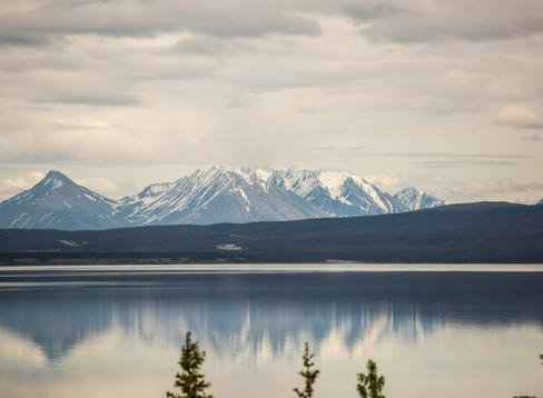 Driving the Alaska Highway - {Our Move: Alaska to Italy}