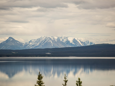 Driving the Alaska Highway - {Our Move: Alaska to Italy}