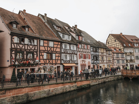 Basel, Switzerland & Colmar, France - {Travel}