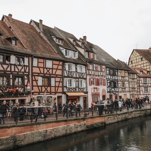 Basel, Switzerland & Colmar, France - {Travel}