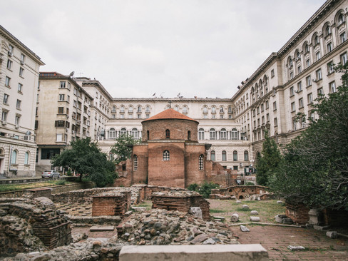 Sofia, Bulgaria - {Living in Italy}
