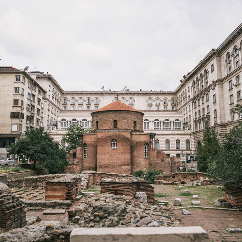 Sofia, Bulgaria - {Living in Italy}
