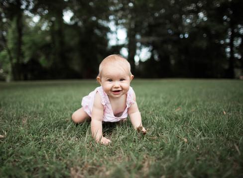 Edyn Grace - {8 Months Old}
