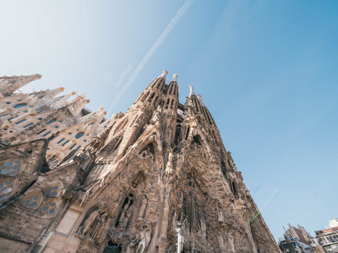 Barcelona, Spain - {Travel}