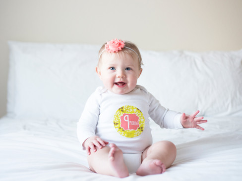 Leighlyn Rose - {9 Months Old}