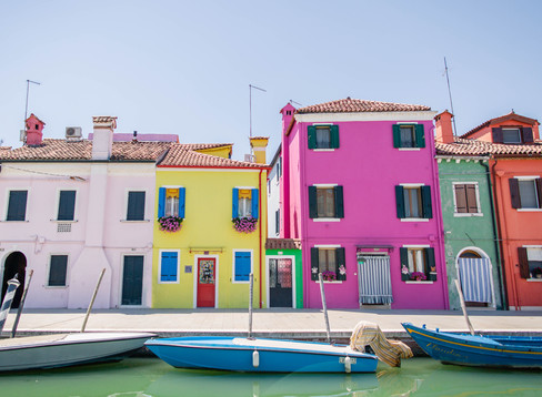 Burano, Italy - {Living in Italy}
