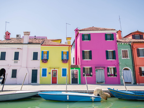 Burano, Italy - {Living in Italy}