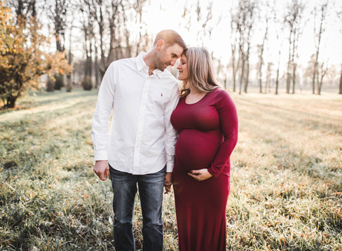 Bemrich - {Maternity Session}