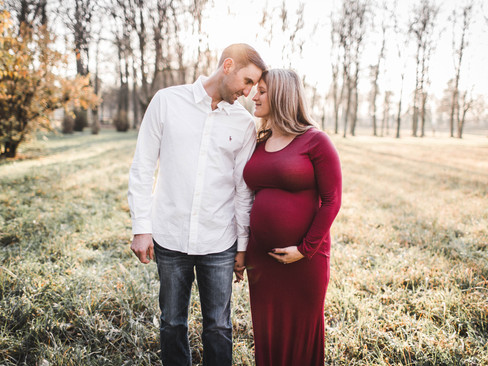 Bemrich - {Maternity Session}