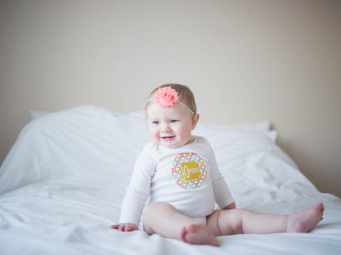 Leighlyn Rose - {10 Months Old}