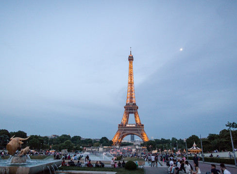 Paris, France - {Living in Italy}