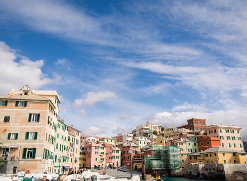 Genoa, Italy - {Travel}