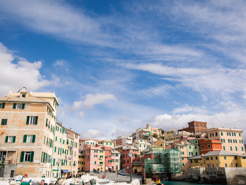 Genoa, Italy - {Travel}