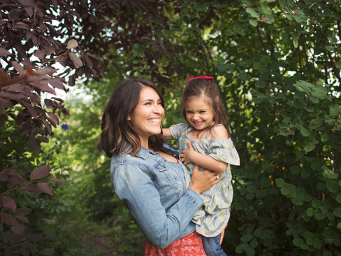 Busbey - {Family Mini Session}