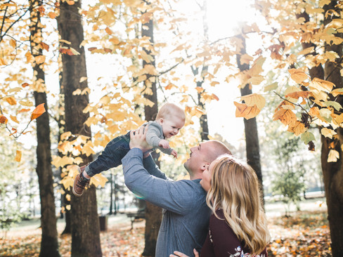 Grass - {Family Session}