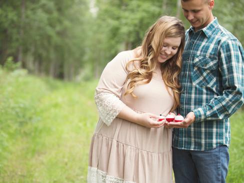 McDowell - {Pregnancy Announcement}
