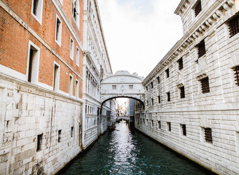First trip to Venice! - {Travel}