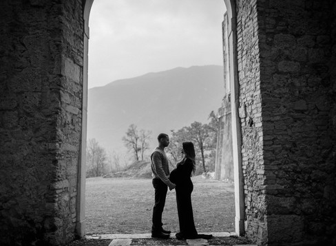 Gabe & Haylie - {Maternity Session}