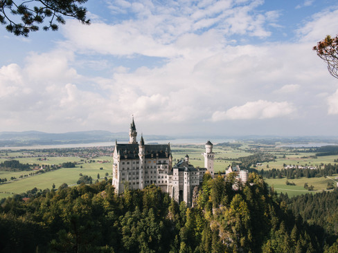 The Eagle's Nest - Garmisch - Neuschwanstein Castle   - {Travel}