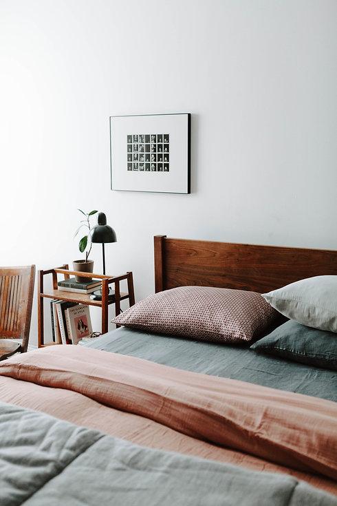 Linge de lit écoresponsable