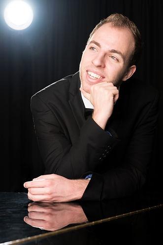 Timo Bolien, Hochzeitssänger und Musiker, aus Herne.