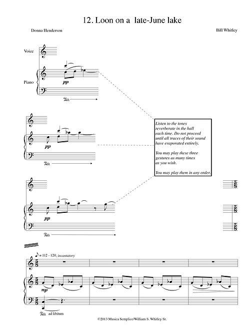 Liminals - Score