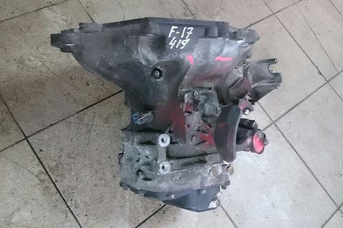 МКПП Opel F17