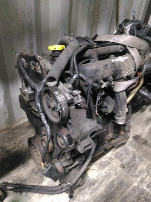 Двигатель VM39C VM40C LDV Maxus 2,5CRDi