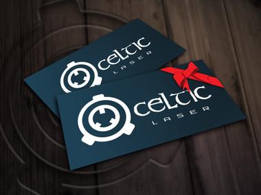 Celtic Laser gift vouchers