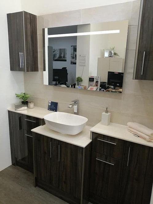 Ex-Display Complete Calypso Vanity units, worktop and sit on bowl