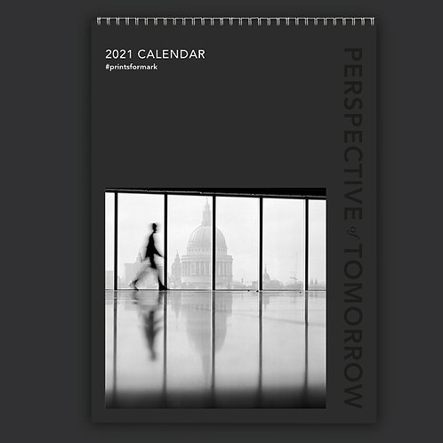 2021 Calendar – Luxury Limited Artist Edition, A3