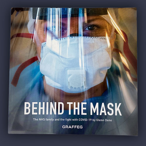 Behind the Mask by Glenn Dene