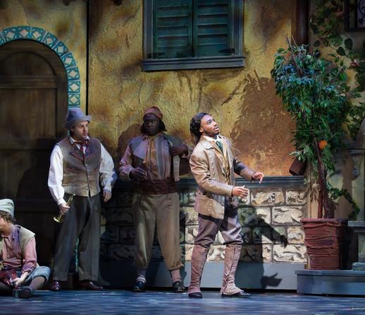 from Il Barbiere di Seviglia with Utah Festival Opera & Musical Theatre