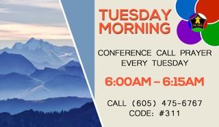 Tuesdays with God