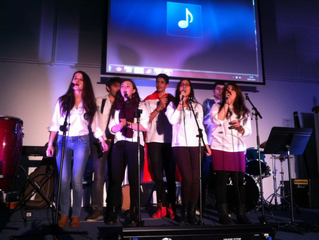Jewrovision, a Jewish Song Competition