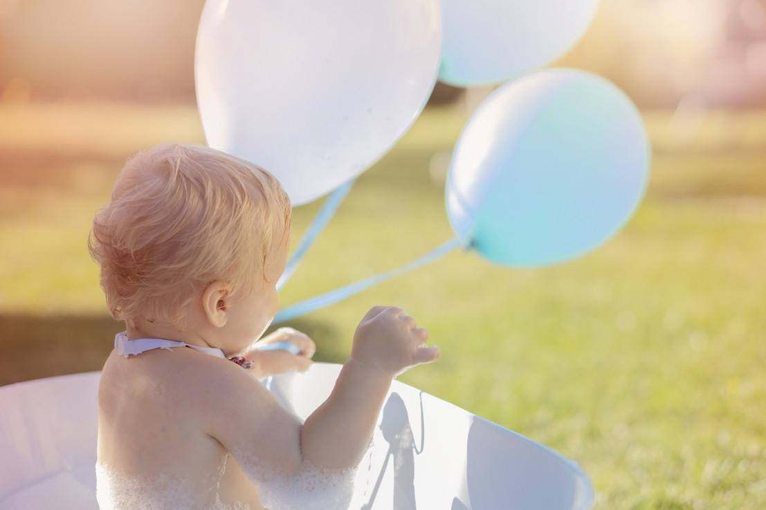 Séance bébés et nourissons