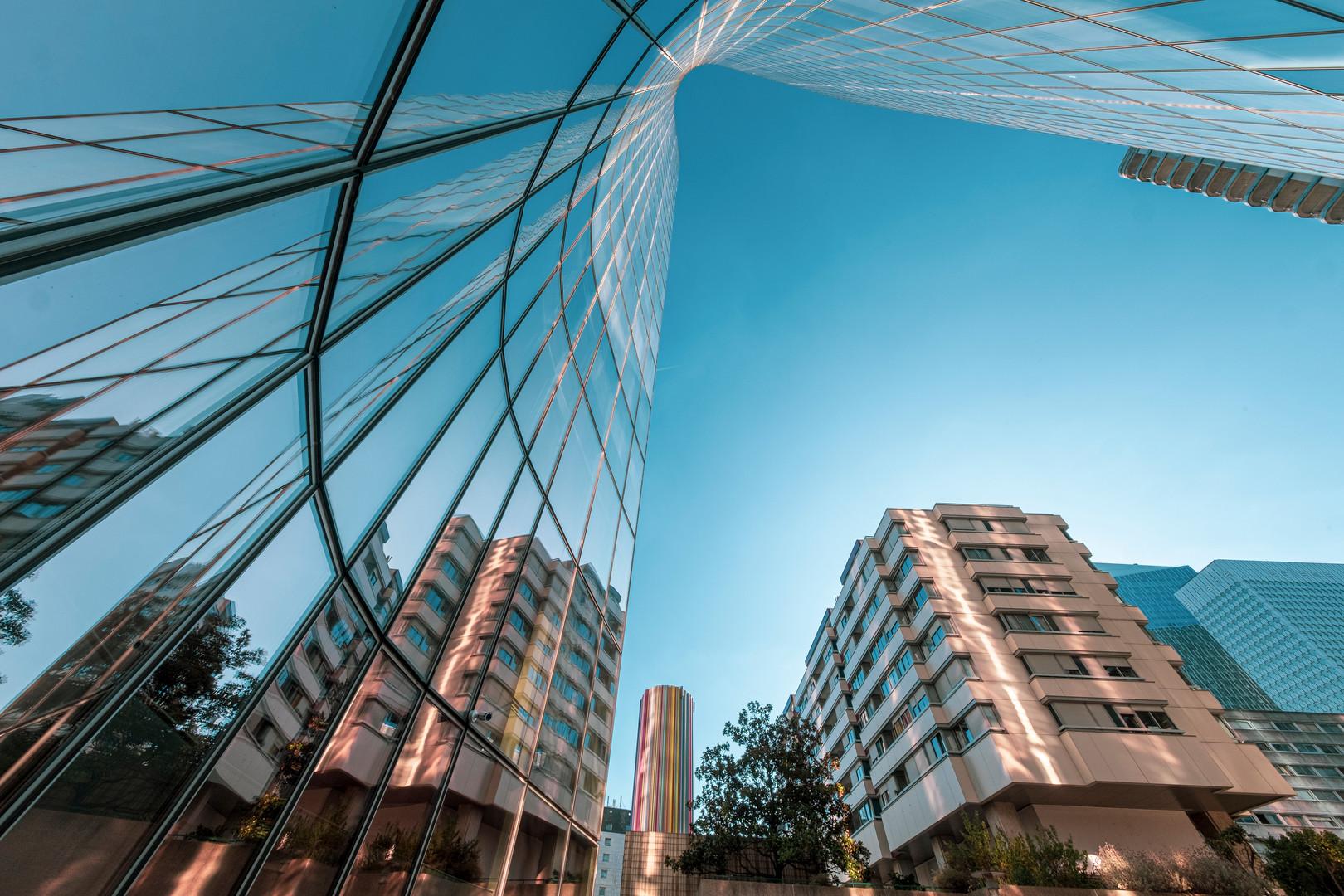 Architecture La Défense