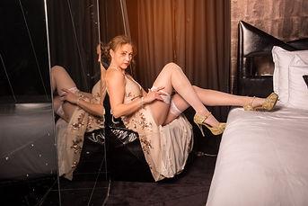 photo boudoir glamour