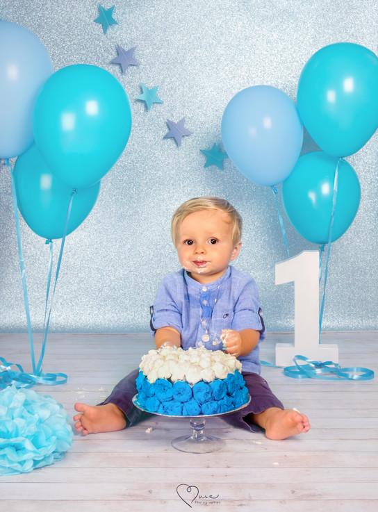 Séance anniversaire enfant