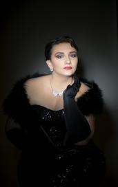 Séance portrait glamour
