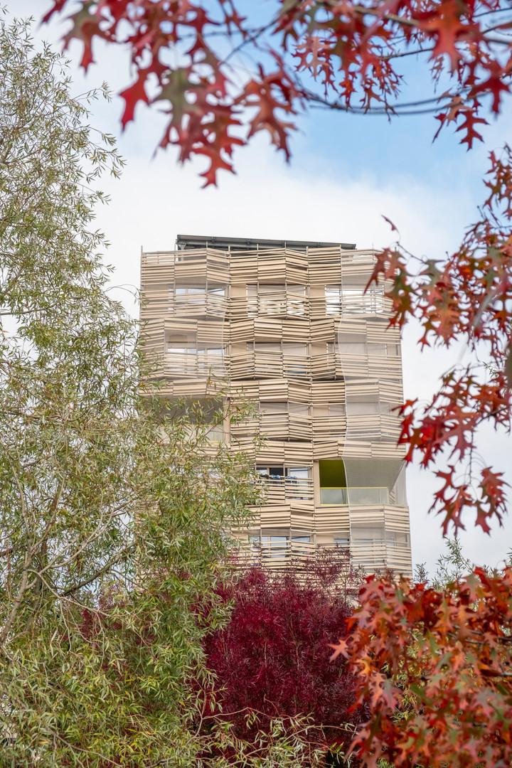 Architecture Batignolles