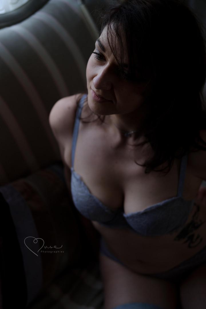 Séance lingerie