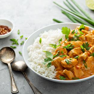 Kyckling i curry