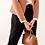 Thumbnail: Blazer marrón con cuello redondo
