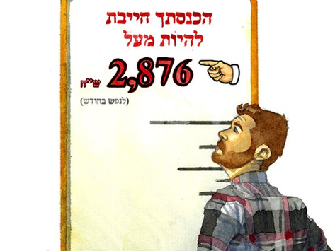 עוני בישראל – חלק א'