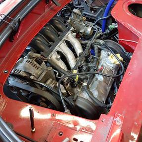 MG TF V6