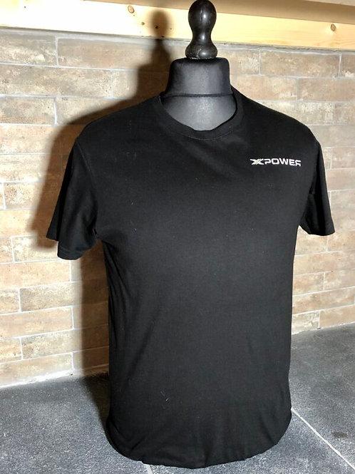 Xpower Tshirt - Black