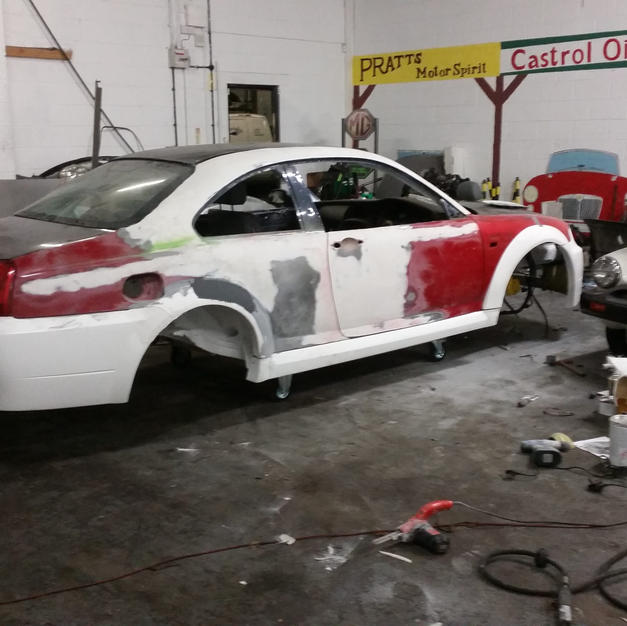ZT 385 bodykit fitting
