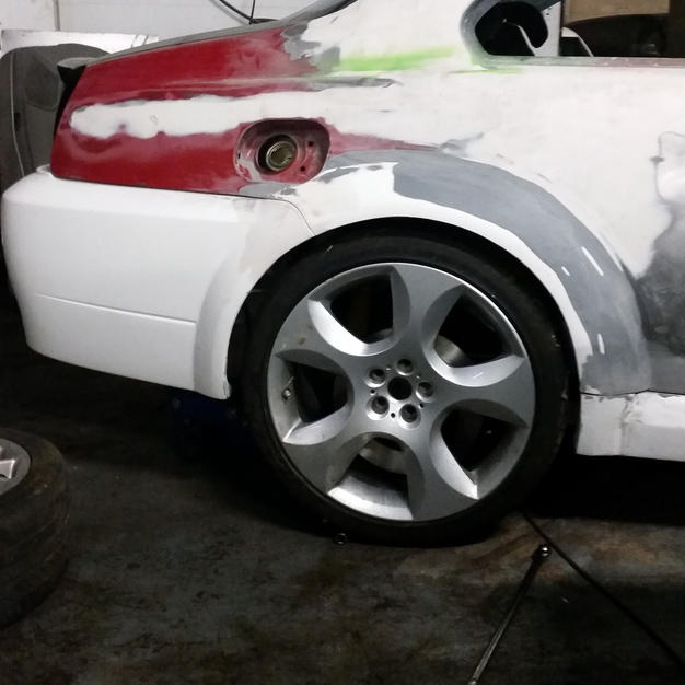 Wheel trial fitment