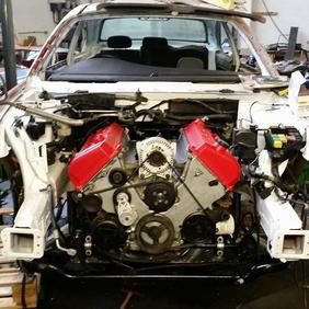 4.6l 32 valve Mustang V8